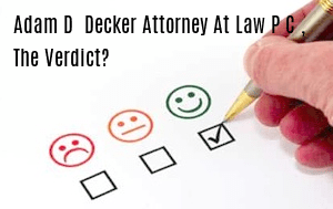 Adam D. Decker, Attorney at Law, P.C.