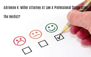 Adrienne K. Miller, Attorney at Law, A Professional Corporation