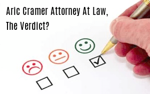 Aric Cramer, Attorney at Law