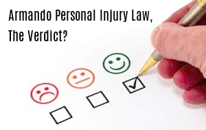 Armando Personal Injury Law