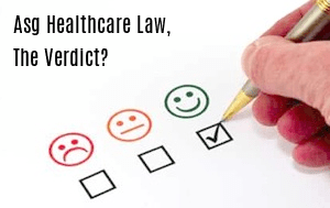 ASG Healthcare Law