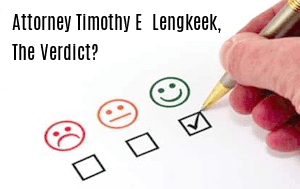 Attorney Timothy E. Lengkeek