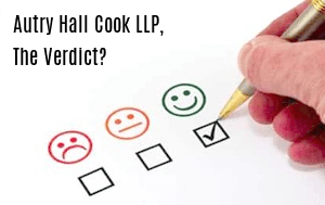Autry, Hall & Cook, LLP