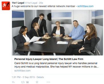 Lawyer Social Marketing
